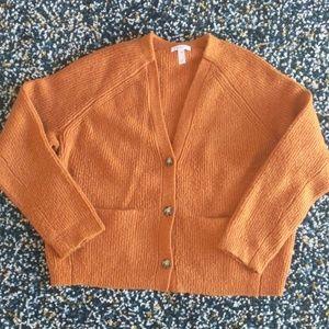 Pumpkin Orange sweater
